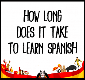 How long does it take to learn Spanish fluently?